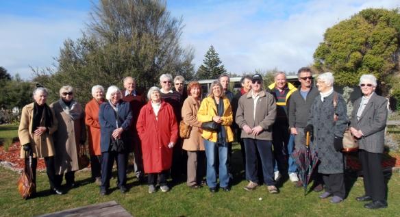 Portsea Camp Visit