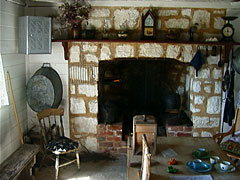 Watts' Cottage Interior