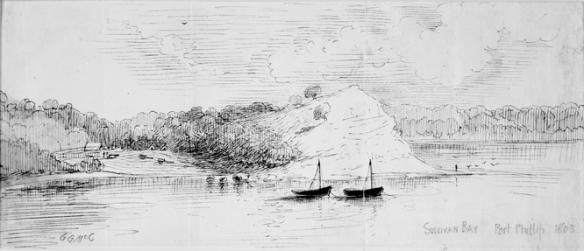 Sullivan Bay Port Phillip 1803