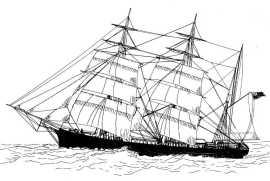 A Barque