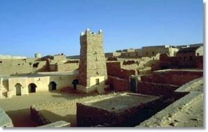 sahara town