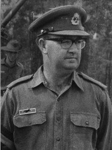Major Peter Badcoe VC