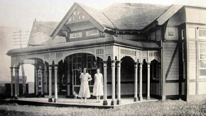 Medical Superintendents Residence c1930