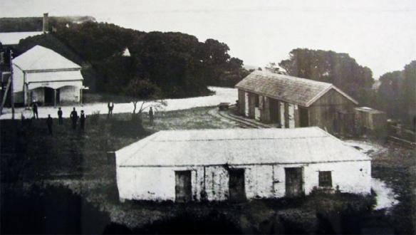 Sullivans Hut
