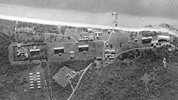 Aerial Photo c1922