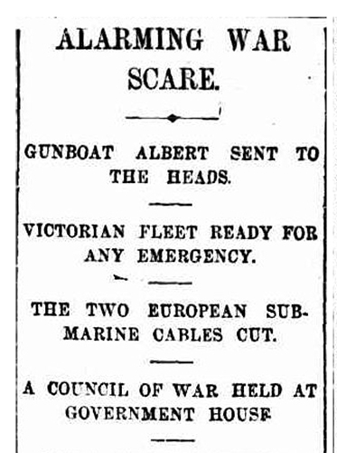 The Age (Melbourne, Vic. : 1854 - 1954), Monday 2 July 1888, pag