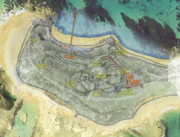 Fort Nepean c1895