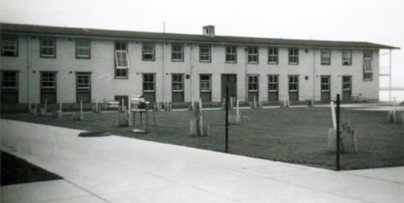 No 3 Offcer Cadet Barrack  c1964
