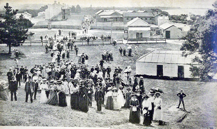 The Summer School 1910