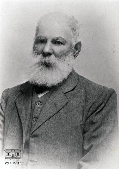 George Morce c.1900