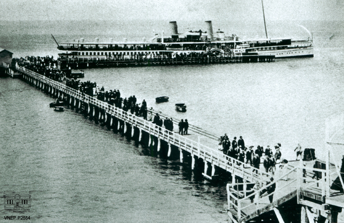 Weeroona at Sorrento c.1920