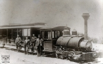 Steam Tram c1900