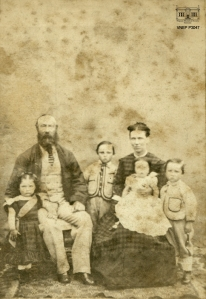 Tim and Ann Sullivan and their children