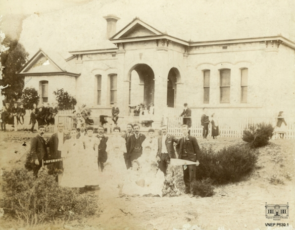 VNEP P539 Mechanics Institute c1896