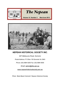 Nepean working copy