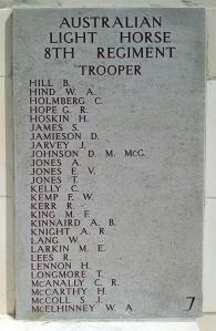 kemp lone pine memorial