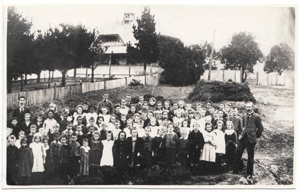 Sorrento School c 1900
