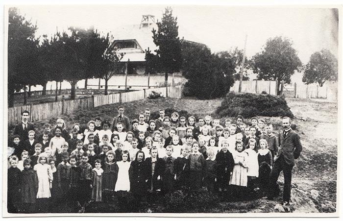 Sorrento School c 1900