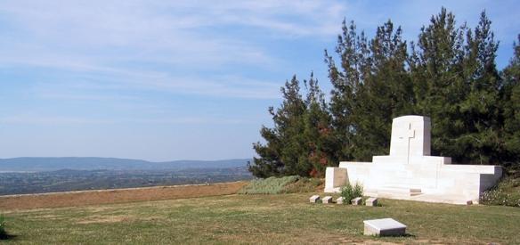 The Nek Cemetery