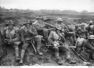5th Div at Fromelles