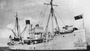 HMAS Goorangai