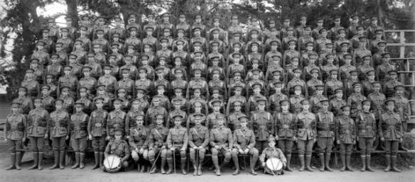 C Company 31st Battalion