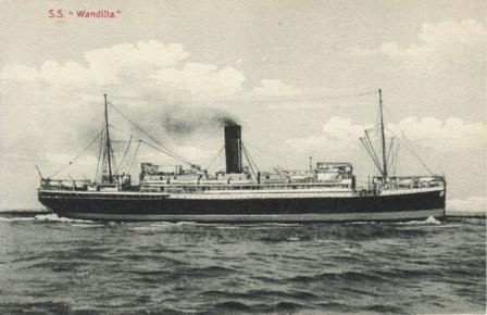 HMAT A62 Wandilla