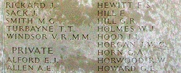 j hood memorial