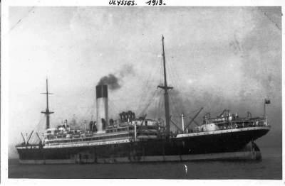 HMAT A38 Ulysses