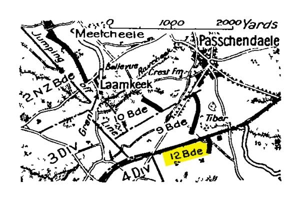 Passchendaele II October 12th