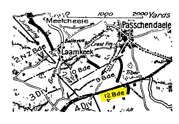 Passchendaele II October 12th