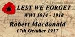 r macdonald banner