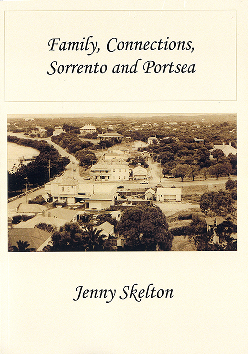 Family, Conections, Portsea and Sorrento