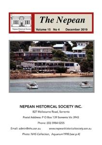 The Nepean Vol 15 No 4